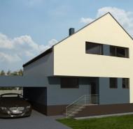 Prestavba rodinného domu